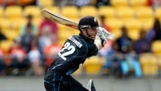 New Zealand vs South Africa 2014: Kane Williamson eager to get back from injury