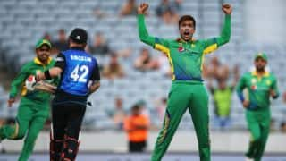 Waqar Younis: Mohammad Aamer slowly getting back to his rhythm