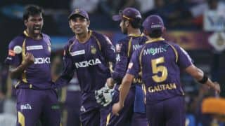 KKR fans get to pick their favourite players during IPL 2014