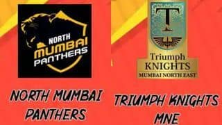 Dream11 Prediction: NMP vs TK Team Best Players to Pick for Today's Match between North Mumbai Panthers and Triumph Knights MNE in MPL 2019 at 7:30 PM