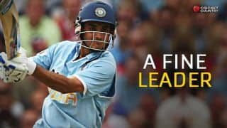 Sourav Ganguly turns 43: MS Dhoni, Yuvraj Singh and other cricketers who made international debut under Dada's captaincy