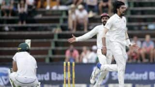 India remain unbeaten in Johannesburg, beat South Africa by 63 runs in dead-rubber Test
