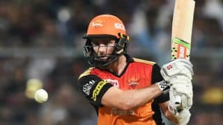 IPL 2018: Sunrisers Hyderabad win by 5-wickets; registers first win at Eden Garden vs Kolkata Knight Riders