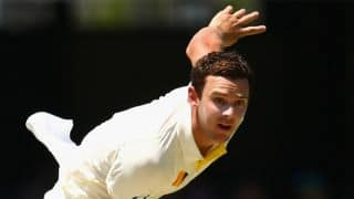 Josh Hazlewood happy to get rested from Australia's tour of Bangladesh 2015