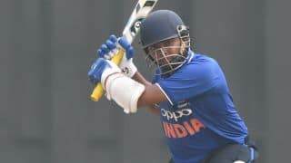 India vs New Zealand 2017-18: Prithvi Shaw's all-round show hand Indian Board President's XI 30-run win over Blackcaps