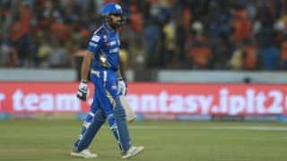 IPL 2018: Rohit Sharma laments batting failure against SRH