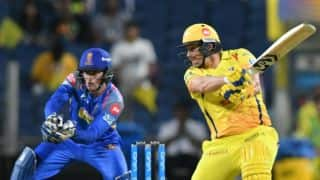 Watson powers CSK to 204 with his record-breaking century against RR