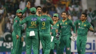 Arthur urges Pakistan to be ruthless in 3rd T20I