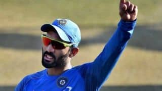 I really wanted to be part of this team: Karthik on being part of World Cup squad
