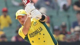 Aaron Finch: Big Bash League 2015-16 good platform for players to get selected for ICC World T20 2016