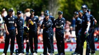 New Zealand vs Scotland, ICC World Cup 2015 Pool A game