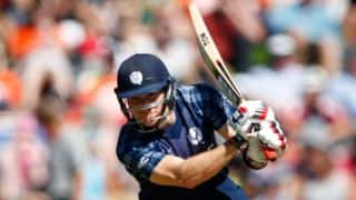 Live Cricket Score England vs Scotland: England win by 119 runs