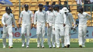 India vs Australia 2nd Test: Highlights from hosts' 75-run series-levelling victory at Bengaluru