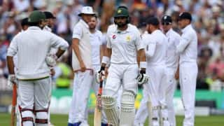 PAK vs ENG, 3rd Test, Day 3 Highlights: Match hung in balance with fitting finish expected