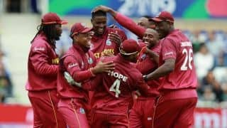 West Indies vs Pakistan, Match 2 Highlights: Pacers, Gayle power West Indies to a thumping win over Pakistan