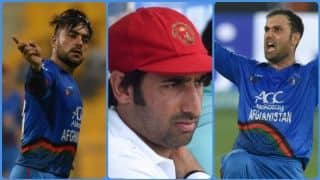 Rashid Khan, Mohammad Nabi question decision to sack Asghar Afghan as Afghanistan skipper
