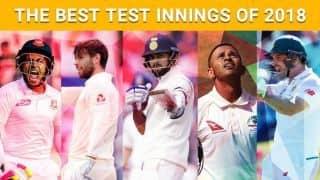 Year-ender 2018: Ben Foakes to Virat Kohli, the top 10 Test innings