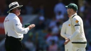 Test cricket has seen drop in number of leg-befores since introduction of neutral umpires