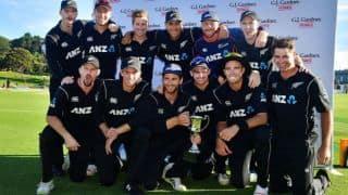 पांचवें वनडे में 15 रनों से हारा पाकिस्तान; न्यूजीलैंड ने 5-0 से सीरीज पर कब्जा किया