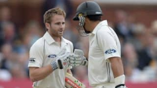 England trail by New Zealand by 60 runs at stumps on Day 3 of 1st Test at Lord's