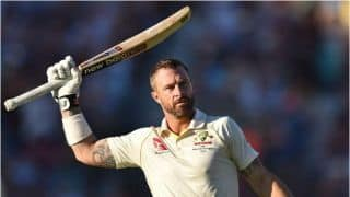 India vs Australia: Matthew Wade Ready to Slide Down the Batting Order After David Warner and Will Pucovski's Arrival for Sydney Test