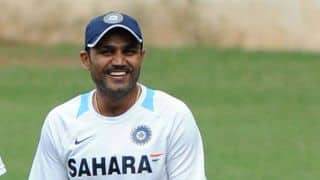 Virender Sehwag's poor form continues in Ranji Trophy