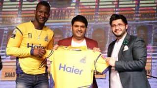 PSL 2018: Comedian Kapil Sharma performs for Peshawar Zalmi