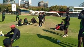 WATCH: Lalchand Rajput prepares Zimbabwe for South Africa tour