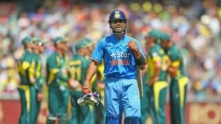 Live Cricket Scorecard: India vs Australia 2015, 5th ODI at Sydney