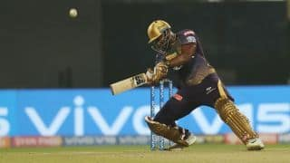 VIDEO: Nitish Rana, Andre Russell power Kolkata to thrilling win