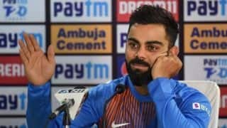 Prove yourself: Virat Kohli tells India's 2020 T20 World Cup aspirants