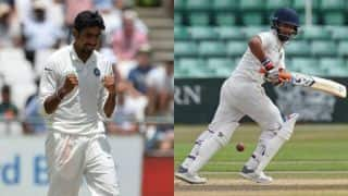 India vs England, 3rd Test: Jasprit Bumrah fit, Rishabh Pant may replace Dinesh Karthik