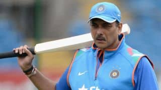 Shastri to decide on future after return to India