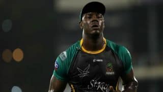 CPL 2018: Carlos Brathwaite powers Patriots to big win over Knight Riders