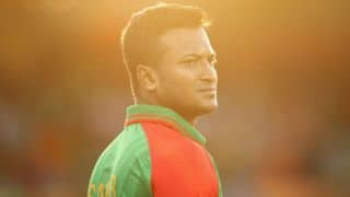Bangladesh vs Afghanistan ICC Cricket World Cup, Pool A match at Canberra