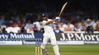 India vs Sri Lanka 1st Test at Galle: Ajinkya Rahane falls for duck