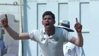 India Test squad calling: Harbhajan Singh backs Akshay Wakhare after Duleep Trophy final exploits