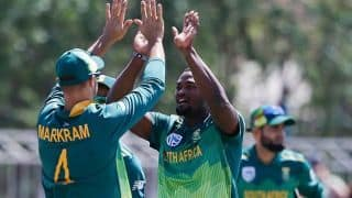 South Africa won't take Zimbabwe lightly in T20I series: Andile Phehlukwayo