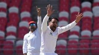 One-off Test: Rashid Khan takes five, Afghanistan chase 147 to win maiden Test