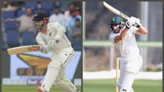 Kane Williamson out of third Test, Will Young to debut