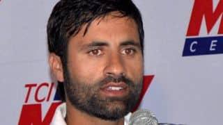 Parvez Rasool laments lack of facilities in Jammu and Kashmir