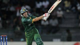 Umar Gul departs in 49th over