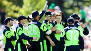 ICC U-19 Cricket World Cup 2016: Ireland replace Australia