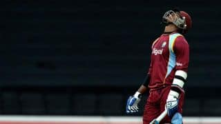 South Africa vs West Indies 2014-15: Marlon Samuels dismissed for 6 by David Wiese