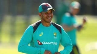 Usman Khawaja expected to be fit for Test series against India