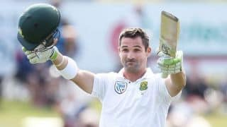 South Africa vs Pakistan, 3rd Test: South Africa appoint Dean Elgar as stand-in captain in place of suspended Faf du Plessis