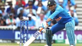 ICC Cricket World Cup 2019: No need to worry about MS Dhoni's batting, says Bharat Arun
