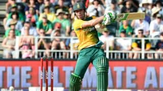 AB de Villiers scores fastest fifty by a South African in T20Is