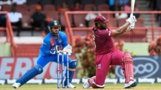 India vs west Indies, 3rd T20I: Kieron Poard, Rovman Powell guide windies to 146/6