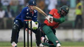 Imrul Kayes century guides BCB Select XI to 309/9 vs England XI
